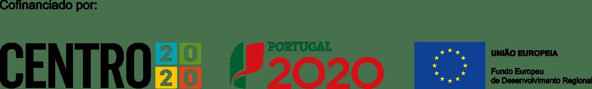Barra cofinanciamento FEEI| POCentro PT2020 FEDER